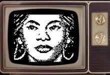Renewable Media // Teletext art //Retro Text TV promo