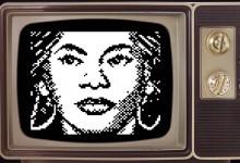 Renewable Media // Teletext art //Retro Text TV promo