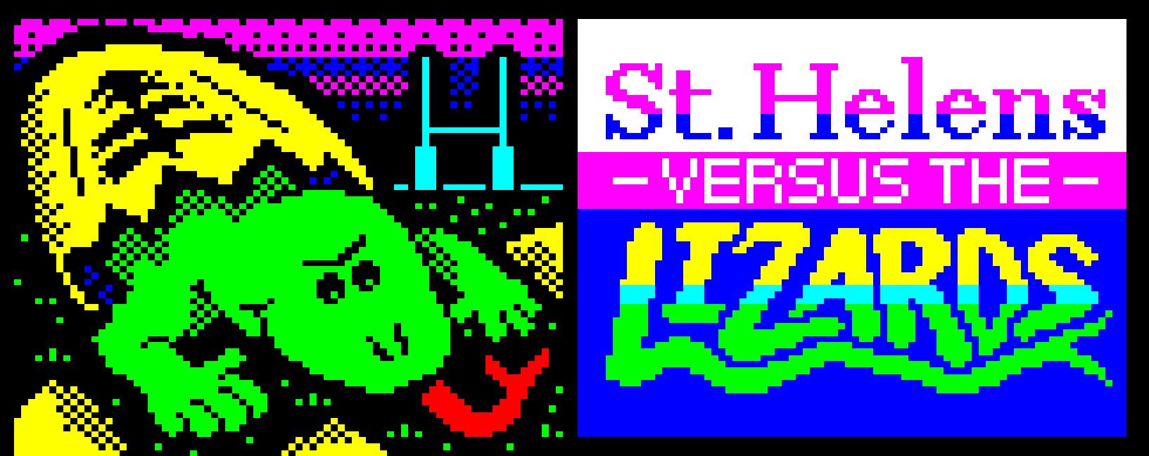 St Helens v Lizards horizontal