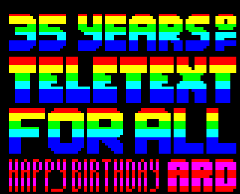 35 Years of Videotext