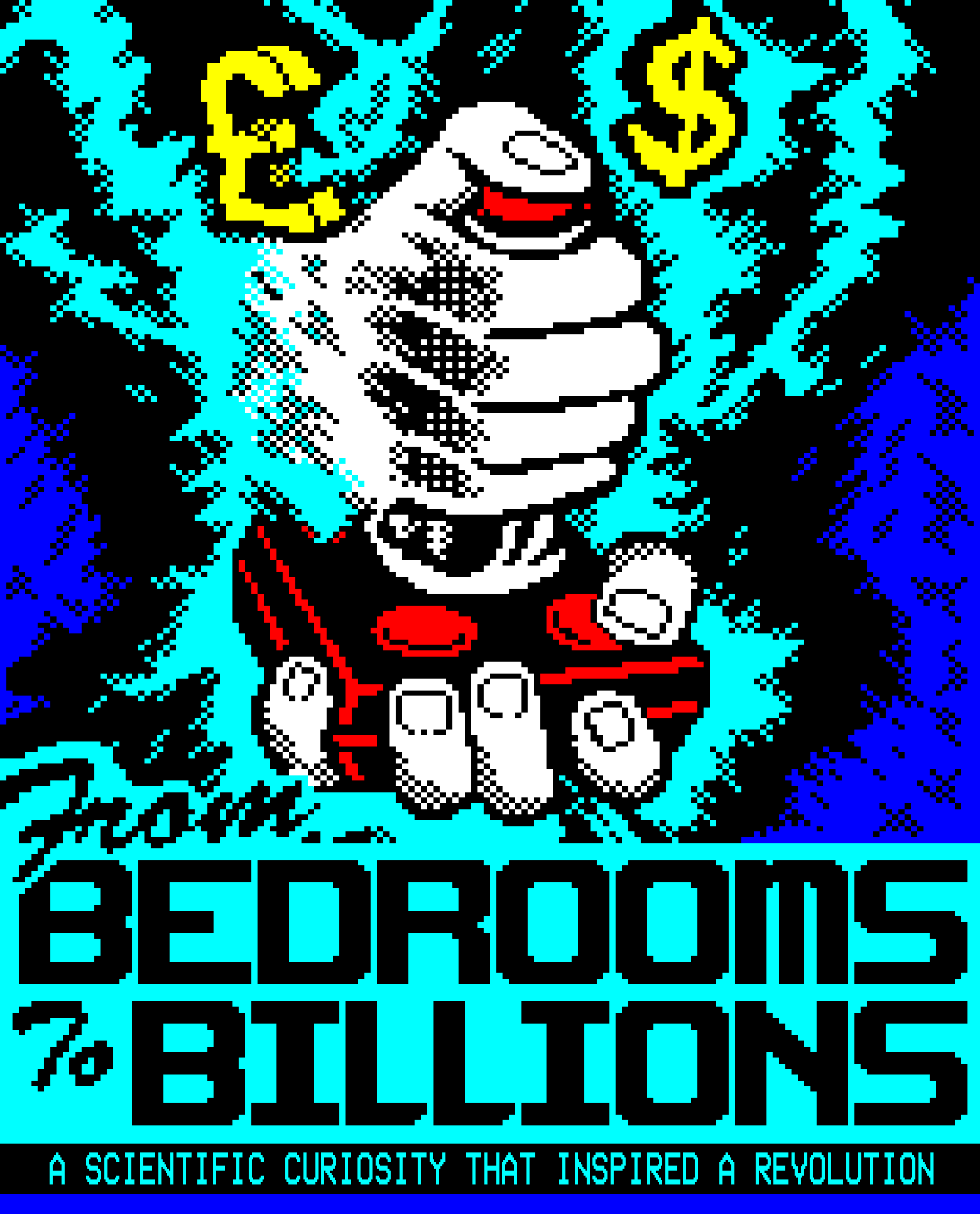 From Bedrooms to Billions teletext