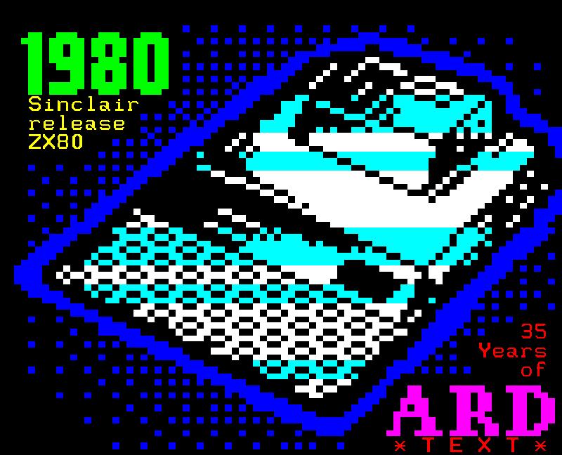 ZX80 ARD Text