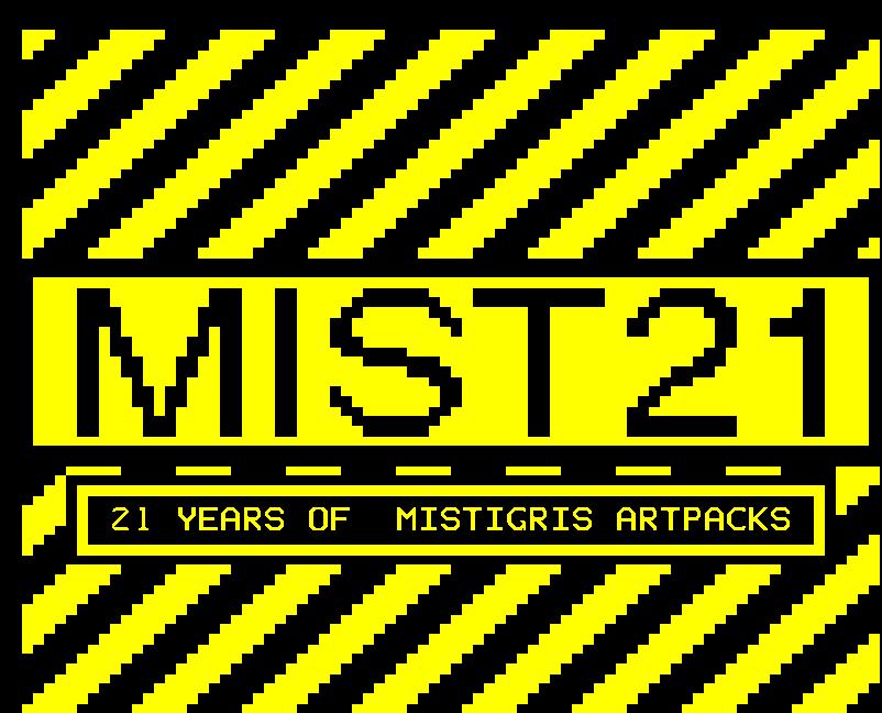 Mistigris 21st Anniversary Artpack - Mist21