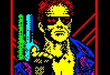 Pixel art // 8 bit box art prints // Warners Retro Corner