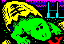 Teletext art // St Helens vs The Lizards // Escape room service
